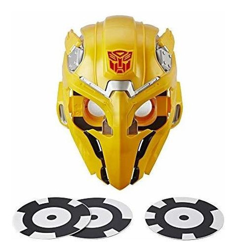 Transformers Hero Vision Mascara Figura De Accion