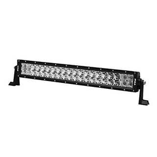 Piaa 26-06120 Quad Serie Negro 20-inch Dual Fila Led Luz Bar