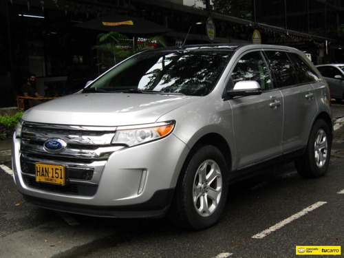 Ford Edge Limited 3500 Cc At 4x4