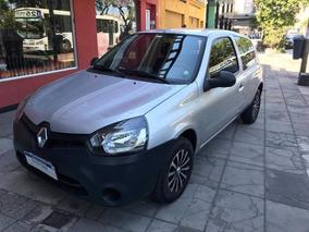 Renault Clio Mío 1.2 3p Authentique Pack 2013 Gris Impecable