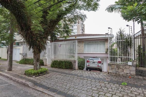 Casa Comercial Para Venda E Locação, Batel, Curitiba - Ca0070. - Ca0070