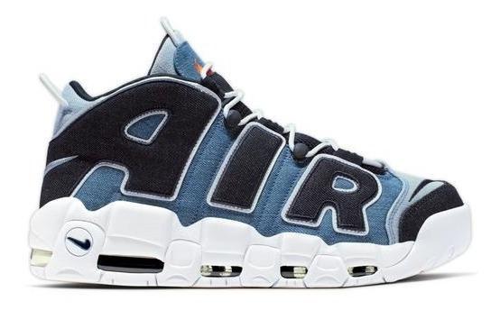 Nike Air More Uptempo Denim Importacion Mariscal