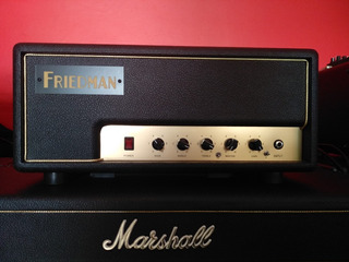 Friedman Pt-20 Pink Taco Wild Wood Hot Marshall Plexi Jcm800