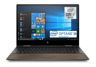 Notebook Hp 15 Envy X360 I7 Convertible Ssd 512 12gb 32 Opt