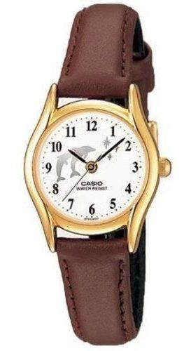 Reloj Casio Mujer Café Ltp-1094q-7b9rdf