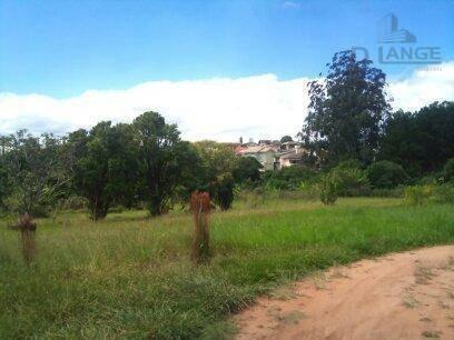 Área À Venda, 24700 M² Por R$ 2.500.000 - Dois Córregos - Valinhos/sp - Ar0194