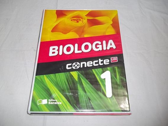 Livro Conecte - Biologia Vol.1 3 Partes Sônia Lopes