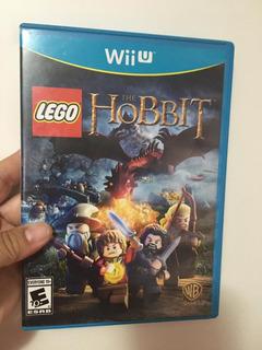 Juego Wii U Lego The Hobbit Oferta + Flete