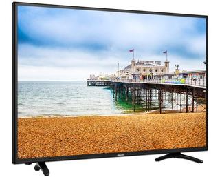 Televisión Hisense Led Smart Tv De 43, Resolución 3840 X