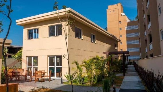 Apartamento Com 2 Dormitórios À Venda, 61 M² Por R$ 292.000,00 - Moinho Velho - Embu Das Artes/sp - Ap0272