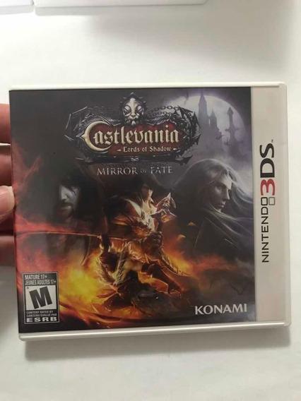 Castlevania Lords Of Shadow Nintendo 3ds