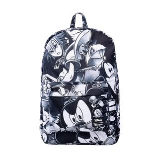 Loungefly X Disney Kingdom Hearts Iii - Mochila Monocromá