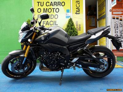 Yamaha Fz 8n