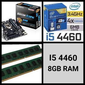Kit Pc - I5 4460 + 8gb Ram + Placa Mãe