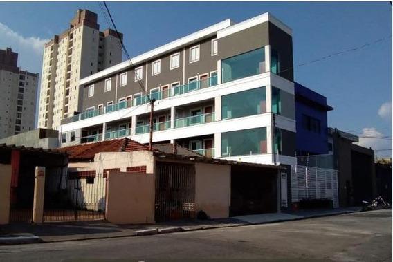 Apartamento Com 1 Dormitório À Venda, 39 M² Por R$ 208.000,00 - Chácara Califórnia - São Paulo/sp - Ap2885