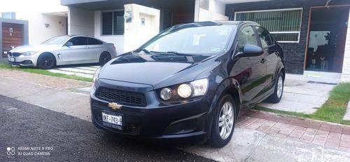 Imagen 1 de 12 de Chevrolet Sonic 1.6 Lt At 4 P 2016