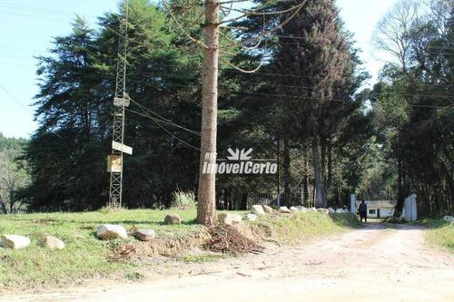 Imagem 1 de 30 de Chácara Rural À Venda, Areia Branca, Mandirituba. - Ch0004