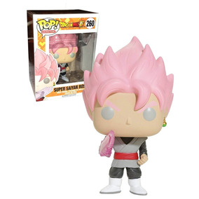 Funko Pop Dragon Ball Super - Super Saiyan Rose #260 - Nuevo