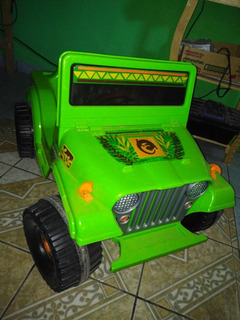 Carrito Montable Power Wheels Electrico