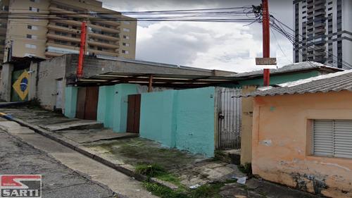 Terreno  - Jardim São Paulo -  10,00 X 40,00  - St4453