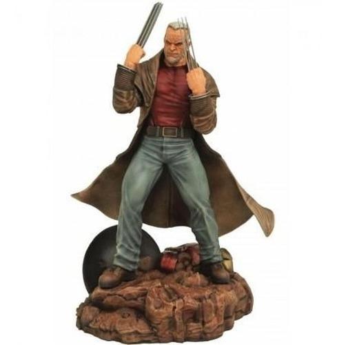 Imagem 1 de 4 de Estatueta Old Man Logan Marvel Gallery Diamond