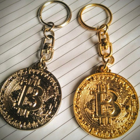 Moeda Personalizada Bitcoin Modelo Chaveiro Ou Moeda