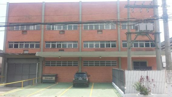 Galpão À Venda, , Jurubatuba - São Paulo/sp - 496