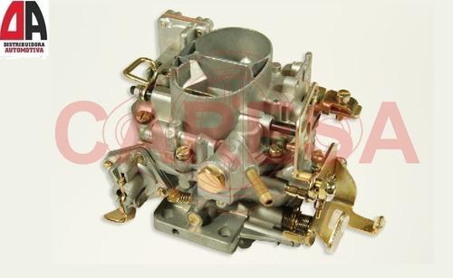 Imagen 1 de 2 de Carburador Caresa Solex 2 Bocas Citroen Mehari/ami 8