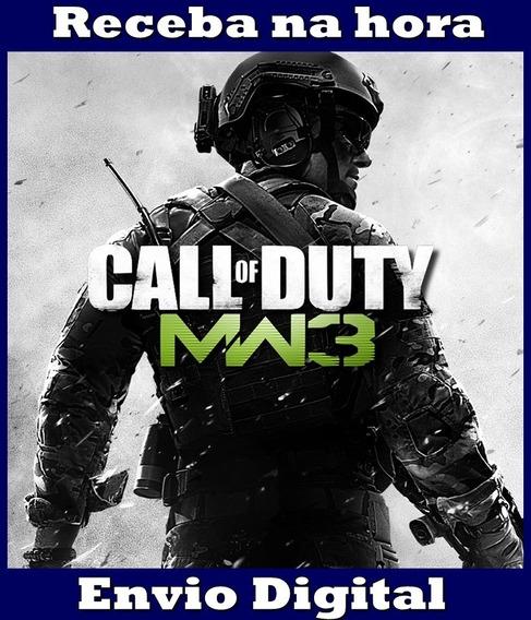 Call Of Duty 3 Modern Warfare Pc Envio No Mesmo Dia!
