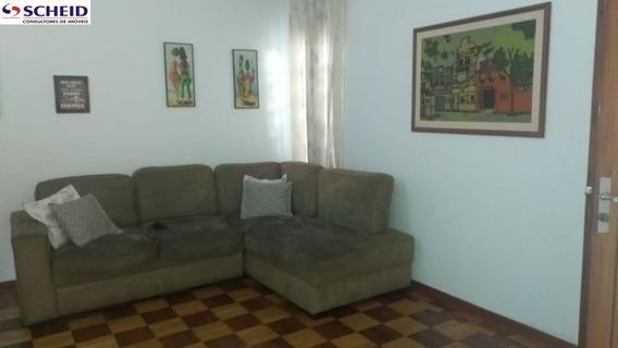 Casa Terrea 3 Domr.sala Ampla,5 Vagas,quintal !! - Mr67481