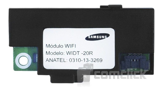 Módulo Wireless Widt-20r Tv E Home Theater Samsung Ht-f6550w