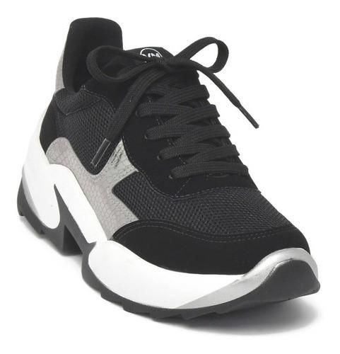 Tênis Via Marte Chunky Sneaker Casual Feminino