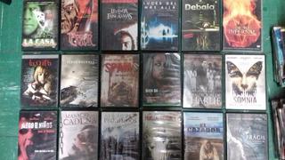 Películas De Terror En Dvd