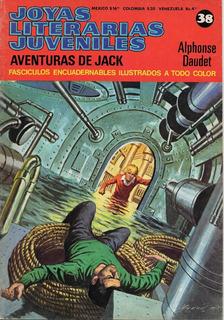 Joyas Literarias Juveniles # 38 - Aventuras De Jack - A. D.