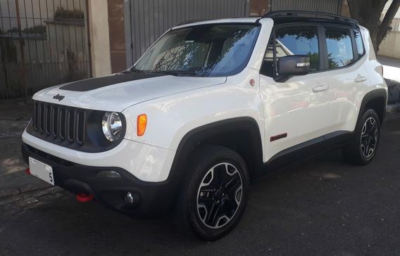 Jeep Renegade Trailhawk 4x4 Auto. Diesel Estado De Zero Km