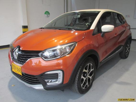 Renault Captur Intens Full Equipo