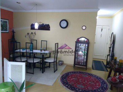 Apartamento Residencial À Venda, Vila Adyana, São José Dos Campos. - Ap8814