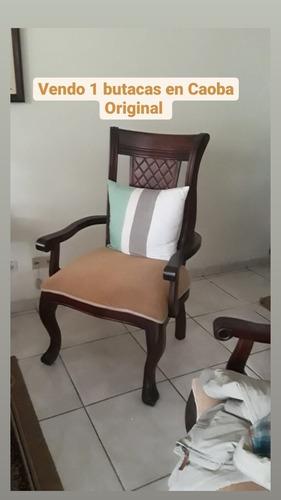 Butaca 1 Caoba Original