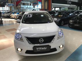 Nissan Versa 1.6 Sl Flex 4p