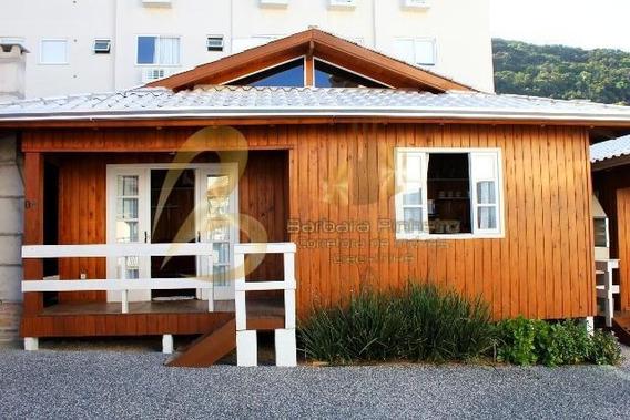 Chalé / Pousada Para Temporada Em Bombinhas, Bombas, 2 Dormitórios, 1 Banheiro, 1 Vaga - 328_1-1245513