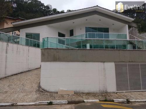 Imagem 1 de 23 de Casa De Condomínio Com 4 Dorms, Arujázinho I, Ii E Iii, Arujá - R$ 2.97 Mi, Cod: 1627 - V1627