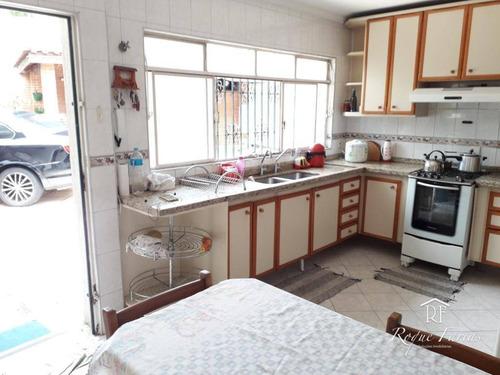 Casa Com 3 Dormitórios À Venda, 318 M² Por R$ 1.250.000 - Parque Continental - São Paulo/sp - Ca0754