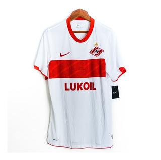Camisa De Futebol Masculino Spartak Moscow 2011 Nike Jogador