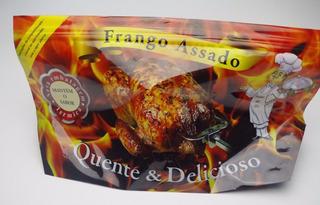 Embalagens Para Frango E Grelhados 1.7 Kg 200 Unid.