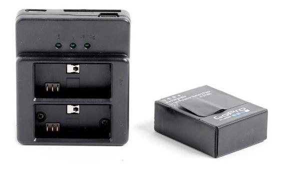 Carregador Duplo De Bateria Driftin Gopro Go Pro Hero 3 E 3+