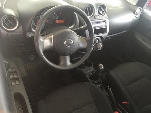 Nissan March 1.0 S 16v Flex 4p Manual 2011/2012
