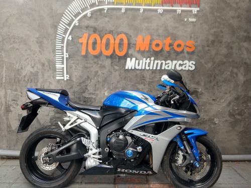 Imagem 1 de 10 de Honda Cbr 600 Rr 2007
