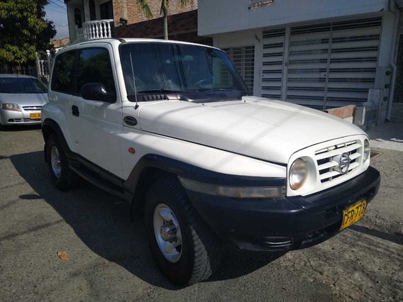 Korando Modelo 1999 Perfecto Estado, Turbo Diesel