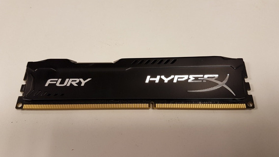 Memoria Ddr3 Kingston Hyperx Fury 4gb 1866 Mhz