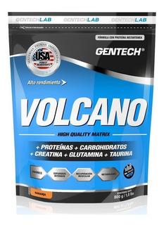 Proteina Volcano Gentech 800 Glutamina Taurina Maltodextrina